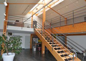 Ensemble Atelier /Bureaux de 625 m² sur une parcelle de 2680 m² ( 2 lots)