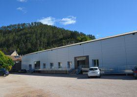 Grand local modulable de 280 m² à 590 m² en zone commerciale
